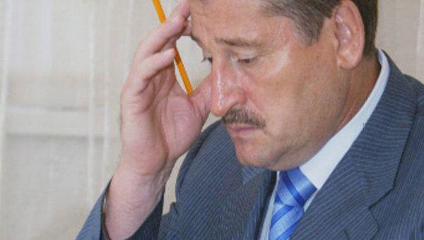 Глава комитета по этике РФС Алханов подал в отставку
