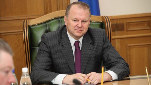 Губернатор Калининградской области Николай Цуканов, архивное фото