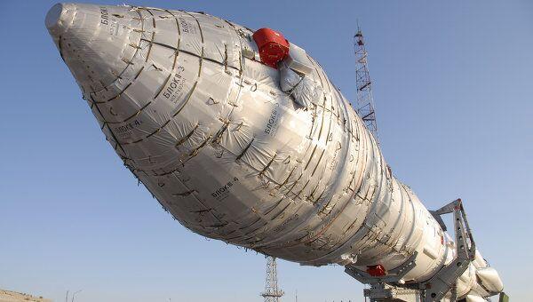 Ракета-носитель «Протон-М». Архив