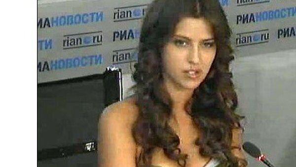 Мисс Россия-2011 Наталья Гантимурова примет участие в конкурсе Мисс Вселенная-2011
