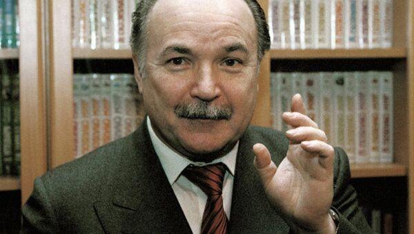 Народный артист России Николай Губенко отмечает 70-летие