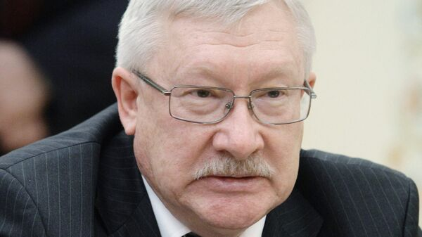 Олег Морозов. Архивное фото