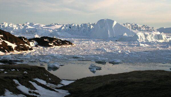 Площадь льда в Северном Ледовитом океане в 2009 году выросла на 21%