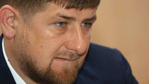 Рейтер заявляет, что интернет-СМИ исказили смысл интервью Кадырова
