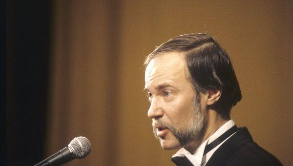 Владимир Конкин, артист кино