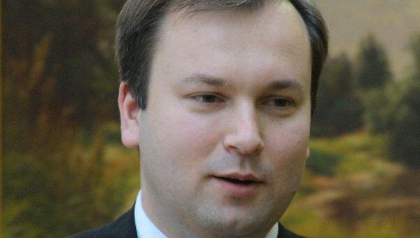 Глава Сергиева Посада Евгений Душко. Архив