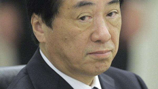 Премьер-министр Японии Наото Кан уходит в отставку