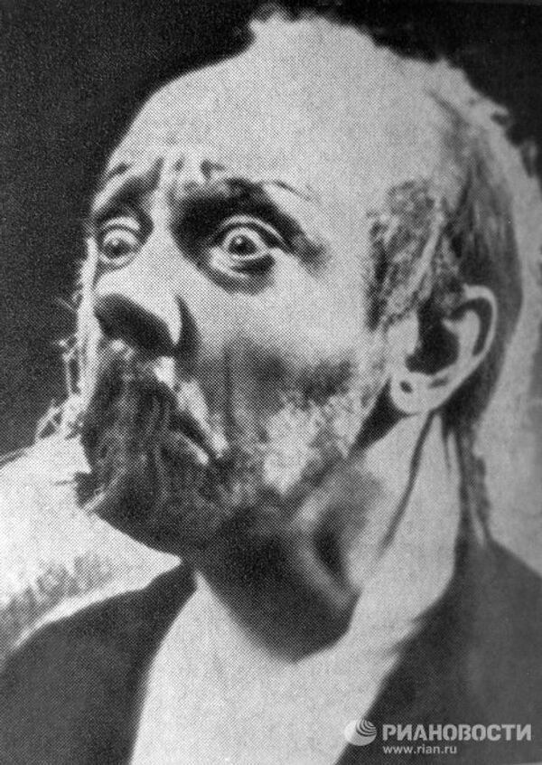 Русский актер Михаил Чехов