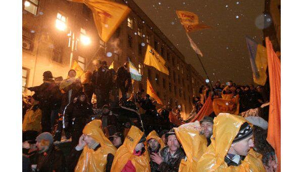 Оранжевая революция в Украине