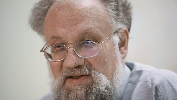 Владимир Чуров, председатель Центризбиркома, историк