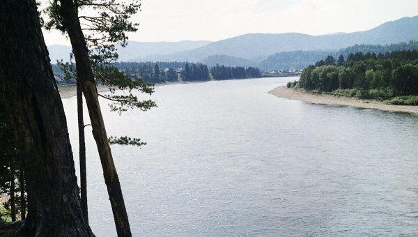 Река Бия. Архивное фото