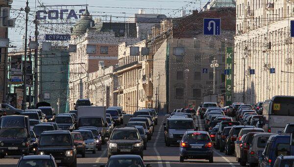 Тверская улица. Архив