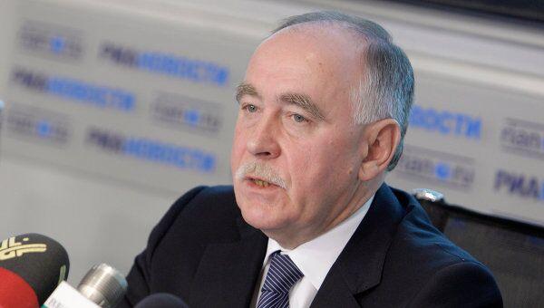 Брифинг в РИА Новости о беспрецедентной антинаркотической операции спецслужб России и США