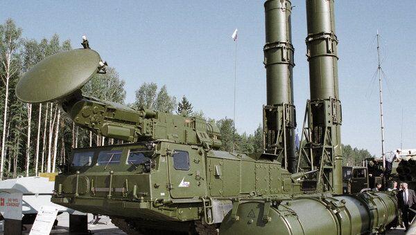 Ракетно-зенитный комплекс С-300В
