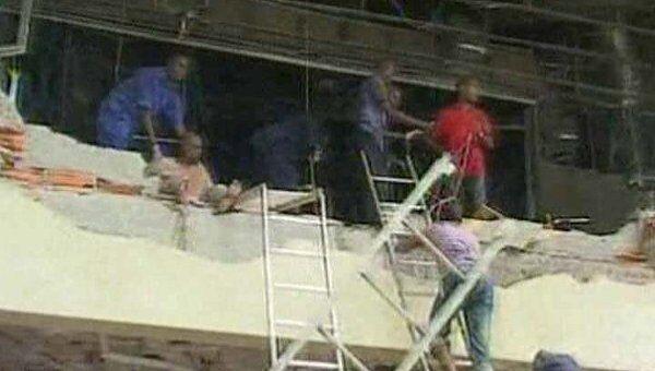 Взрыв у здания ООН в столице Нигерии. Видео с места ЧП
