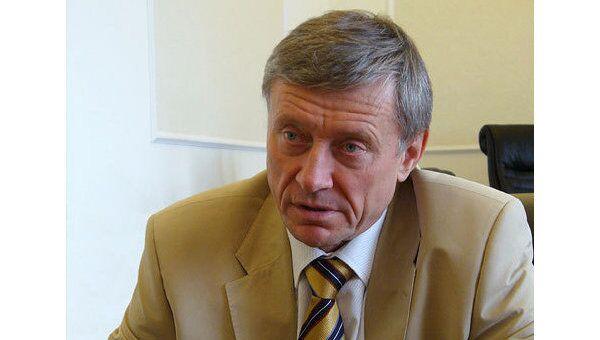 Генеральный секретарь Организации Договора о коллективной безопасности Николай Бордюжа