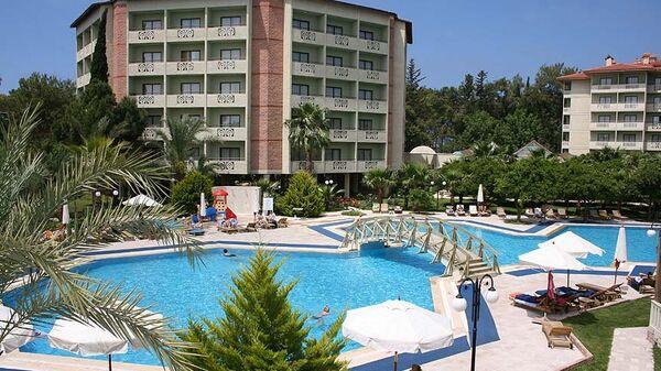Отель в Турции. Архивное фото
