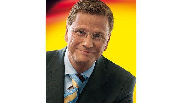 Министр иностранных дел Германии Гидо Вестервелле. Архив