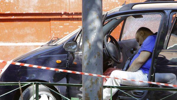 Убит подполковник центрального аппарата МВД в Москве