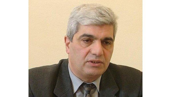 Глава Аналитического центра по глобализации и региональному сотрудничеству Степан Григорян