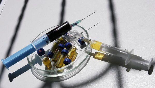 Продажи кодеина за последнее время выросли вдвое, быстро увеличивается число притонов, в которых варят и принимают дезоморфин