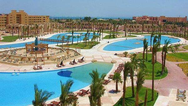 На египетском курорте Хургада. Архивное фото