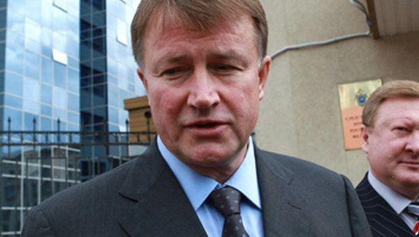 Басманный суд Москвы санкционировал домашний арест Вячеслава Дудки