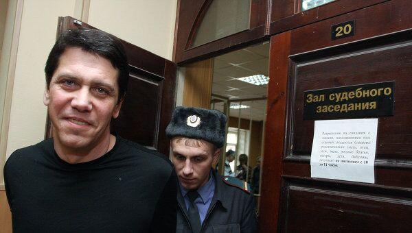 Оглашение приговора журналисту Олегу Лурье прошло в Тверском районном суде Москвы. Архив