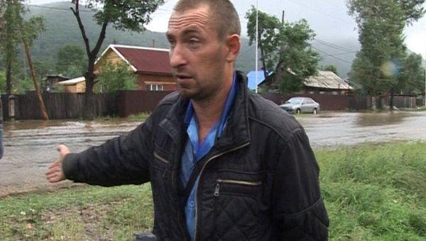 В течение часа затопило и дороги и дома - очевидец тайфуна в Приморье