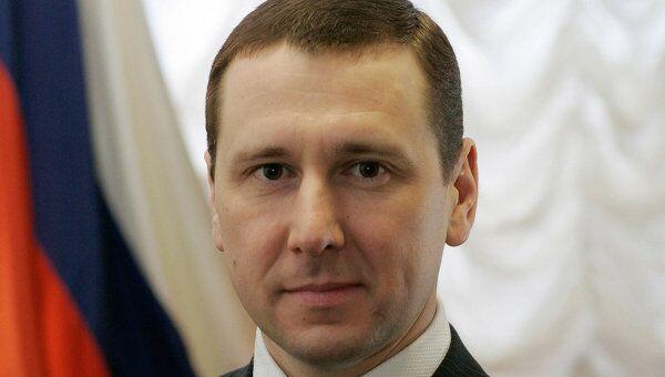Полпред президента в ЦФО Олег Говорун