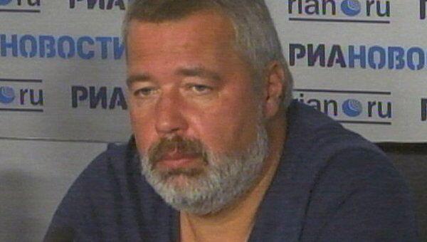 Когда Павлюченков заговорит, мало не покажется – главред Новой газеты