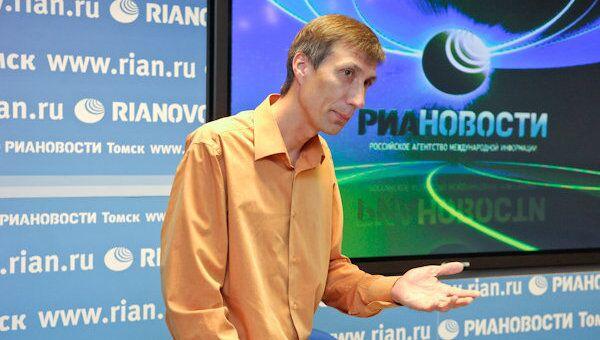 Заместитель руководителя Объединенной редакции РИА Новости Андрей Резниченко