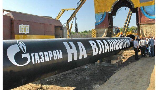 Построено около 100 км газопровода Сахалин-Хабаровск-Владивосток