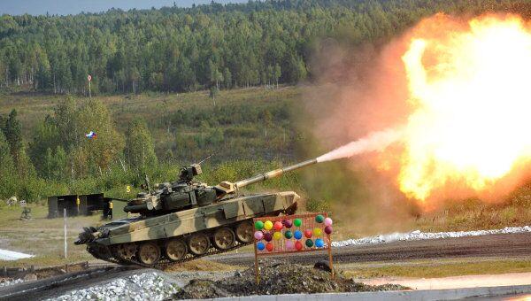 Выставка Российская выставка вооружения. Нижний Тагил - 2011