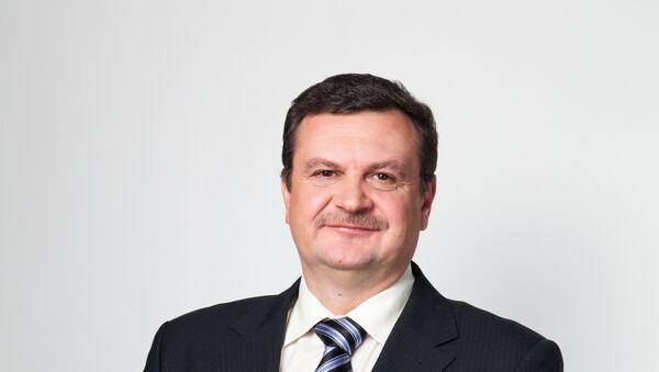 Генеральный директор ОАО Мегафон Сергей Солдатенков