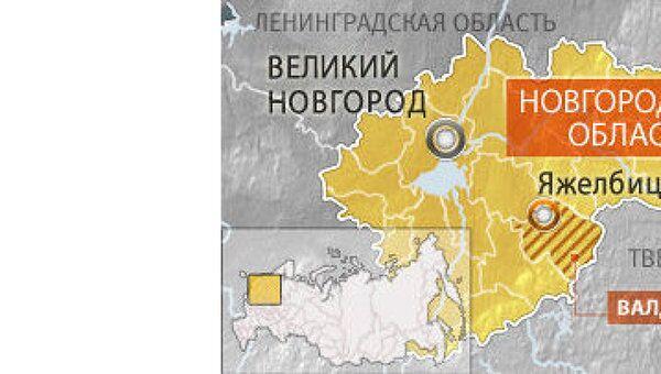 В Новгородской области из-за угрозы взрыва эвакуировали школу