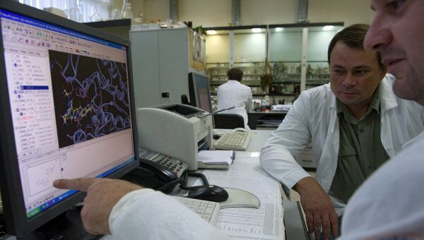 Сотрудники лаборатории. Архив