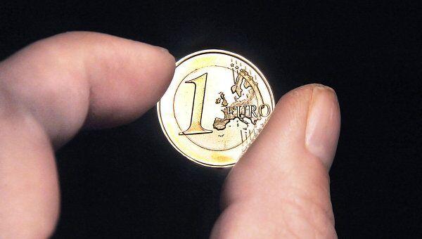 Евромонеты Эстонии, вступившей 1 января в еврозону