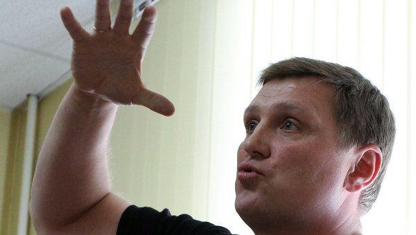 Экс-майора ГИБДД Николай Хованский. Архив