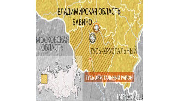 Милиционеров в Гусь-Хрустальном накажут за то, что не остановили драку