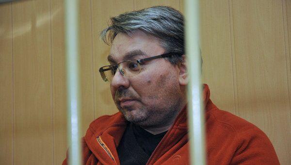 Андрей Лучин, подозреваемый в хищении бюджетный средств, арестован по решению суда