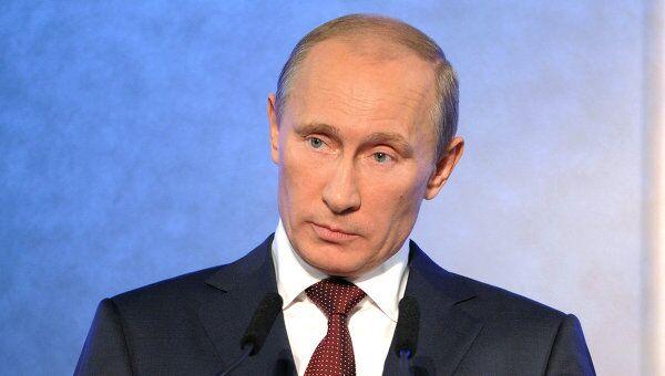 Путин уверен, что еврозона и США преодолеют проблемы в экономике