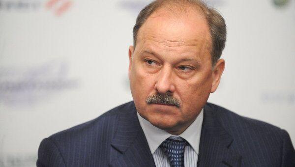 Председатель Госкорпорации Внешэкономбанк Владимир Дмитриев