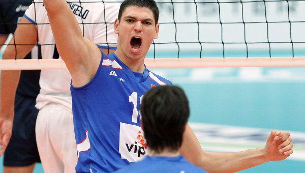 Сербские волейболисты