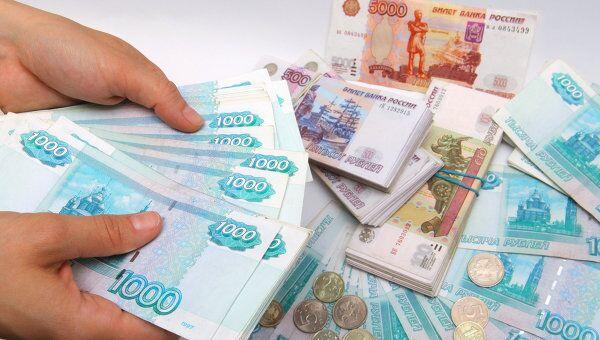Положительное сальдо операций ЦБ составило 63,8 млрд рублей