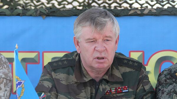 Замгенсека ОДКБ  генерал-полковник Валерий Семериков