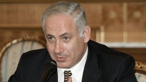 Премьер-министр Израиля Беньямин Нетаньяху. Архив