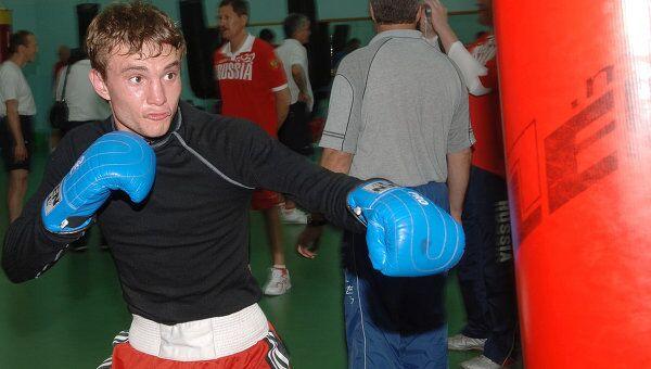 Водопьянов доволен своим уровнем бокса, но не занятым местом