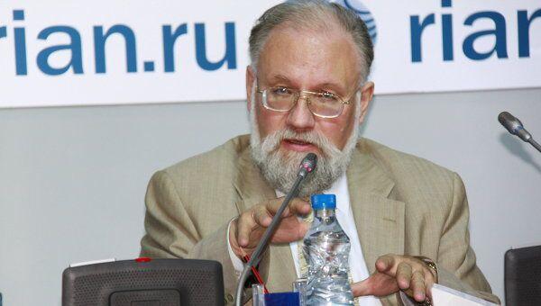 Председатель Центральной избирательной комиссии (ЦИК) РФ Владимир Чуров. Архив