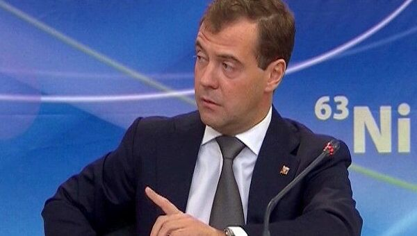 Медведев и Кудрин: кульминация конфликта
